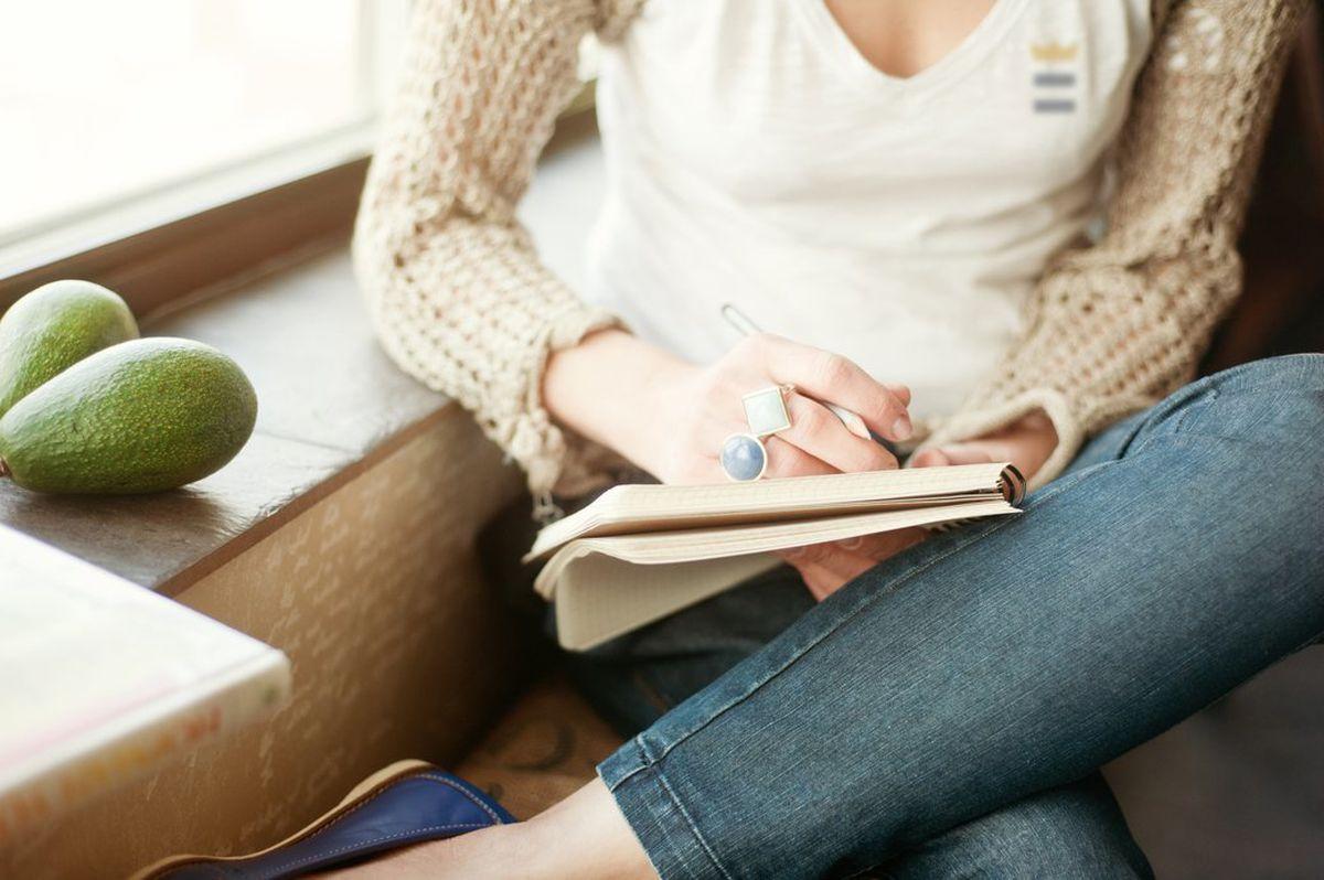 escribir sobre tu vida