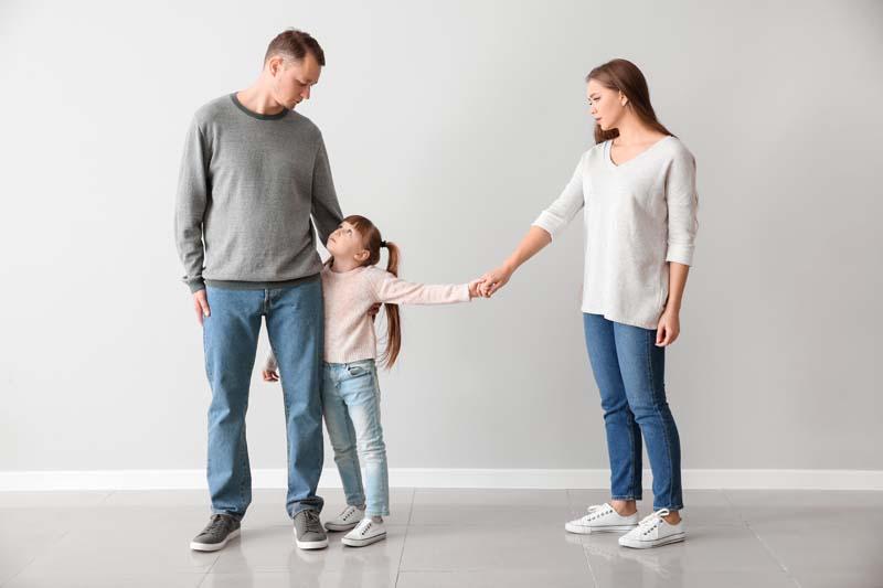 Consejos para afrontar el Divorcio con los hijos