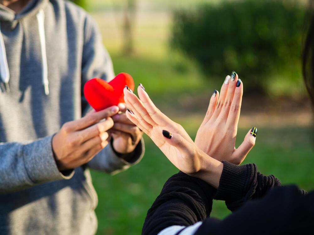 Consejos para superar el miedo al amor