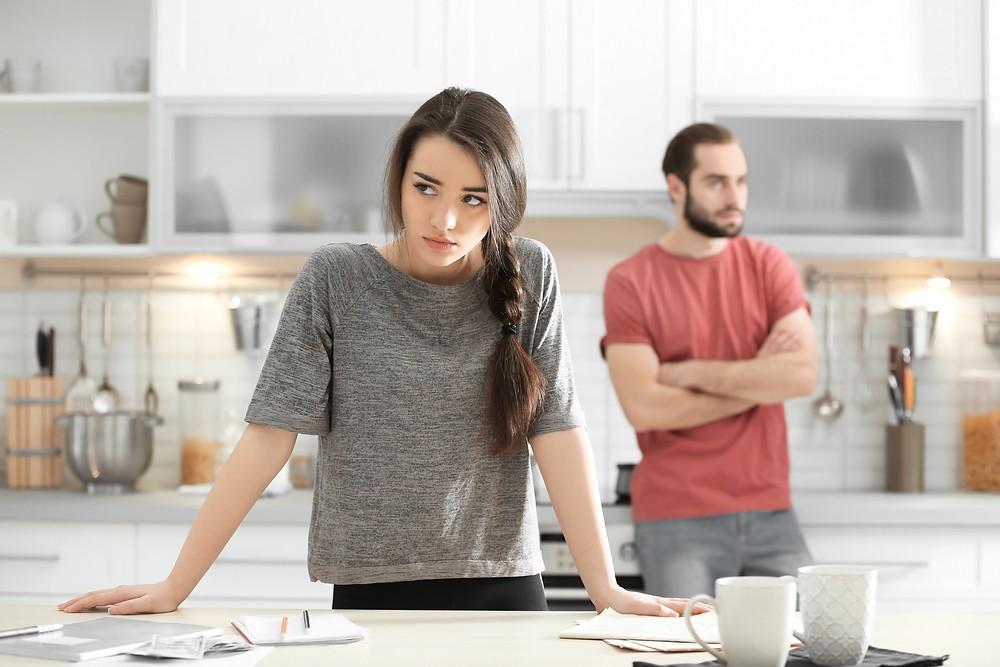 Pasos para enfrentar conflictos en el matrimonio