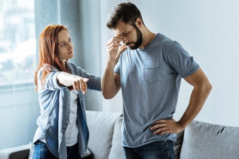 Por qué las parejas se separan hoy en día