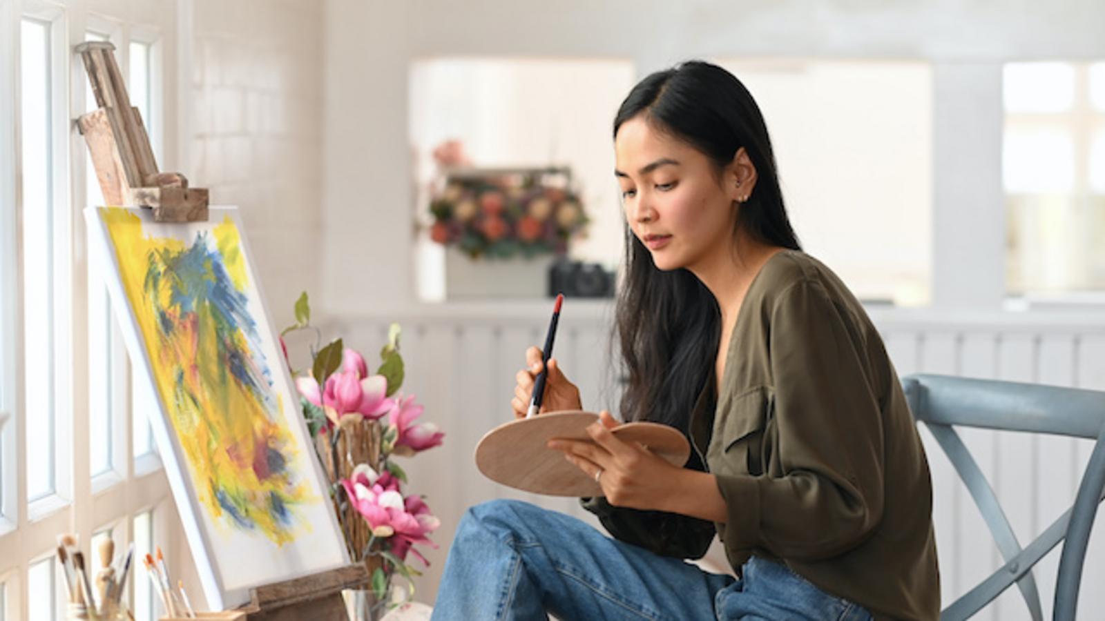 terapia del arte para la autoestima